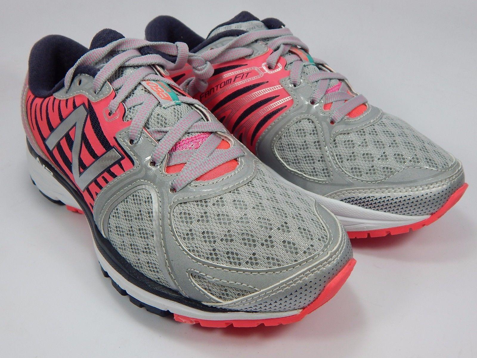 New Balance 1260 v5 Women's Running Shoes Sz US 6 M (B) EU 36.5 Silver W1260SP5