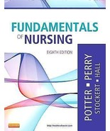 Fundamentals of Nursing by Potter Perry Stocker... - $40.00