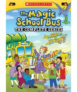 The Magic School Bus: The Complete Series [DVD]... - $25.00