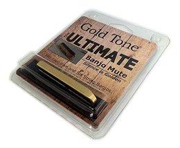 String Accessorie Gold Tone Ultimate Banjo Mute h800 l400 w200 BM-ULTIMATE - $24.31