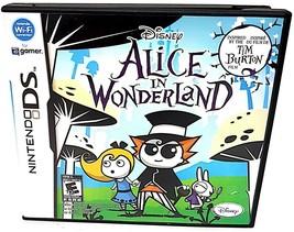 Alice in Wonderland The Movie Nintendo DS CIB - $5.53