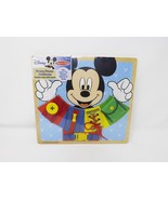 Melissa & Doug Disney Mickey Mouse Clubhouse Wooden Basic Skills Board -... - $21.84