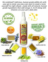 Bacon Spray Omega 3 Dog Food Topper image 2