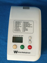 White-Westinghouse Bread Machine CONTROL PANEL Model WWTR444A  - $24.74