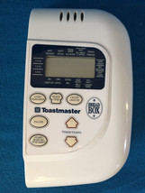 TOASTMASTER Bread Maker Machine Control Panel 1142  - $34.64