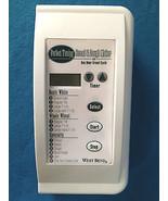 West Bend Bread Maker Machine CONTROL PANEL Part Model 41026 - $19.78