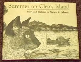 Summer on Cleo's Island by Natalie G. Sylvester Vinalhaven Maine - $1.50