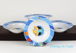 Set of 2 Soup Bowls MINT & NEAR MINT Under The ... - $17.37