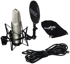 Game Electronic Rode NT2A Anniversary Vocal Condenser Microphone Package - $552.53