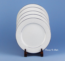 Set of 4 Salad Plates, NEAR MINT Condition! Ran... - $19.30