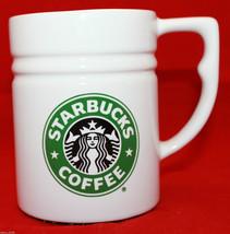 Starbucks Coffee White Ceramic Logo Coffee Tea ... - $42.36