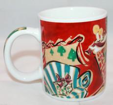 Starbucks Coffee Home For The Holidays Fireplac... - $30.25