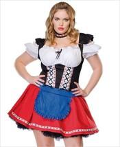Frisky Frauline Costumes Plus - $59.00