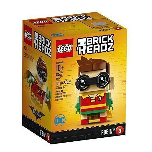 LEGO BrickHeadz Robin 41587 Building Kit New