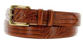 """Arthur Men's Genuine Italian Calfskin Leather Dress Belt 30mm 1-1/8"""" Wide (42... - $27.71"""