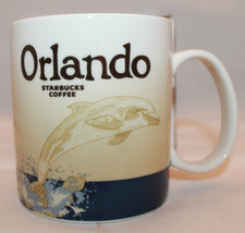 New Starbucks Global Icon Series Orlando Florida Collector Coffee Mug Cu... - $143.77