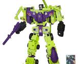 Transformers Generations Combiner Wars Devastator Action Figure Robot Car Set