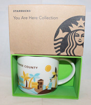 Starbucks You are Here Collection Orange County... - $37.83