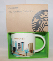 Starbucks You are Here Twin Cities Mineapolis St Paul Minnesota Coffee M... - $37.83