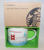 Starbucks You are Here Collection San Francisco SF CA USA Coffee Mug Cup... - $34.04