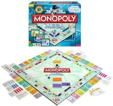 Monopoly The Mega Edition Family Fun Party Kids... - $33.65