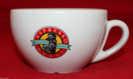 Starbucks Coffee Espresso Roast White Red Mug Cup Ipa Italy Pisa Tower 9oz - $28.74