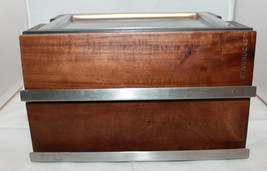 Starbucks Coffee Modular Wood Storage Drawers keurig Verismo K-cups Hold... - $68.84