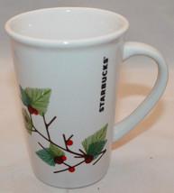 Starbucks 2011 Christmas Holiday 1 White Coffee... - $30.25