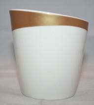 Starbucks Coffee 2012 New Bone China White Gold... - $29.50
