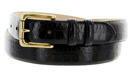 """Arthur Men's Genuine Italian Calfskin Leather Dress Belt 30mm 1-1/8"""" Wid... - $27.71"""