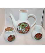 Noritake Younger Image Culebra Sugar Pot Creamer Coffee Tea Pot Set 6921... - $74.58