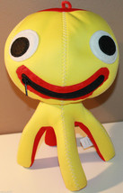"""12"""" Brio Octopus Plush w/ Mouth Zipper turns into Carrying Bag, Bendable... - $29.50"""