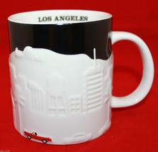 Starbucks Coffee 2012 Relief  Los Angeles LA Mug Cup 16 oz Collector Series - $48.42