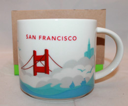 Starbucks Coffee You Are Here Collection San Fr... - $58.25