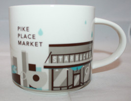 Starbucks Coffee 2013 You Are Here Collection Pike Place Market  Mug Cup... - $51.44