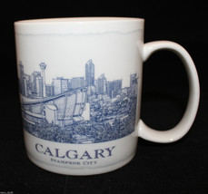 Starbucks 2007 Architect Series Calgary Alberta... - $48.42