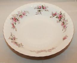 Royal Albert Bone China Lavender Rose Large Round Vegetable Serving Bowl... - $79.19