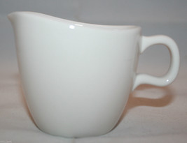 Starbucks Coffee 2004 At Home Collection White Small Creamer  Jug - $31.02