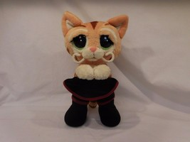 Puss in Boots Plush TALKING Purring Cat Doll Sa... - $16.01