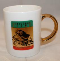 Starbucks Christmas Blend White CoffeeTea Mug C... - $32.52