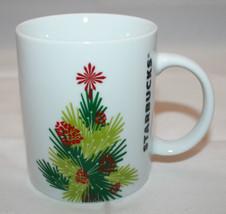Starbucks Coffee 2011 Christmas Holiday White C... - $29.50