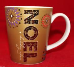 Starbucks Christmas Holiday Noel Cheer Gold Cof... - $39.33