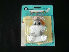 Vintage 1994 Gerber Lovables Squeeze Toy Baby Bugs Looney Tunes - $14.80