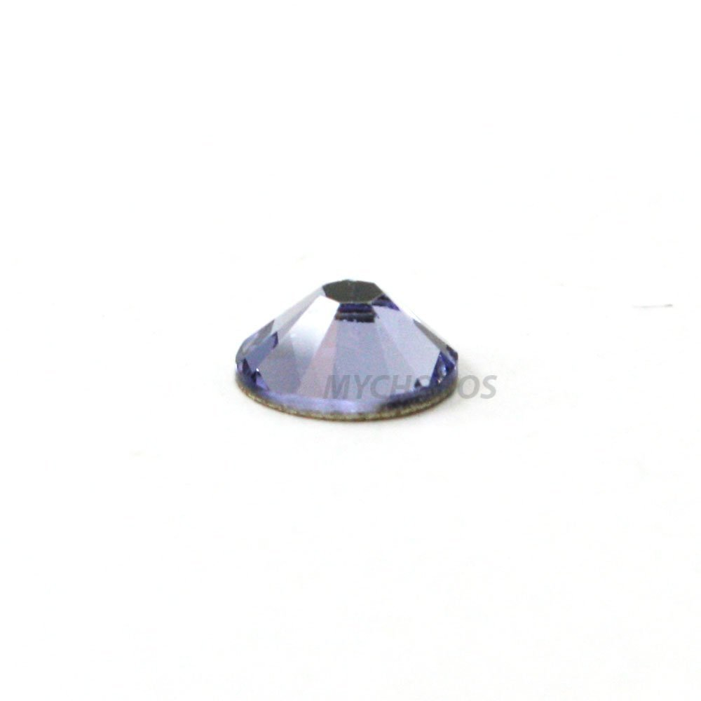 PROVENCE LAVENDER (283) purple violet Swarovski NEW 2088 XIRIUS Rose 30ss 6.4...