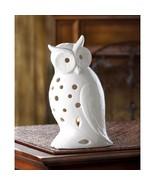 Wise Owl Candleholder  14254  SMC - $6.95