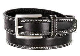 S074/30 Men's Italian Leather Dress Casual Belt 1-1/8 - $19.75