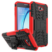Layer Armor with kickstand Protective Case for Samsung Galaxy On7 (2016)... - $4.99