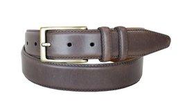 """Lejon Belt 1512 Men's Smooth Leather Dress Belt 1-3/8"""" Wide Made in USA ... - $19.75"""