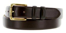 """Arthur Men's Genuine Italian Calfskin Leather Dress Belt 30mm 1-1/8"""" Wide (46... - $27.71"""