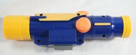 Nerf N-Strike Longshot CS-6 Tactical Rail Scope Attachment Blue Yellow H... - $12.50